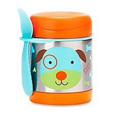 image of SKIP*HOP® Zoo 11 oz. Insulated Food Jar in Dog