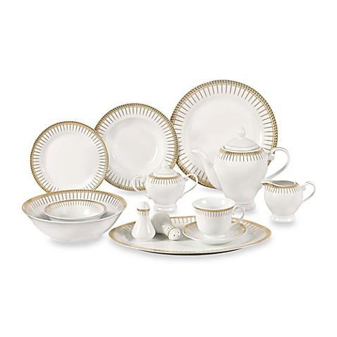 Lorren Home Trends Aria 57-Piece Dinnerware Set  sc 1 st  Bed Bath u0026 Beyond & Lorren Home Trends Aria 57-Piece Dinnerware Set - Bed Bath u0026 Beyond