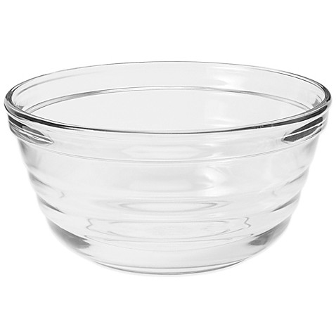 Buy Fire King Glass 4 Qt Mixing Bowl From Bed Bath Amp Beyond