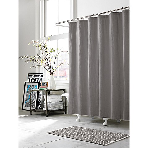 kenneth cole reaction home mineral shower curtain