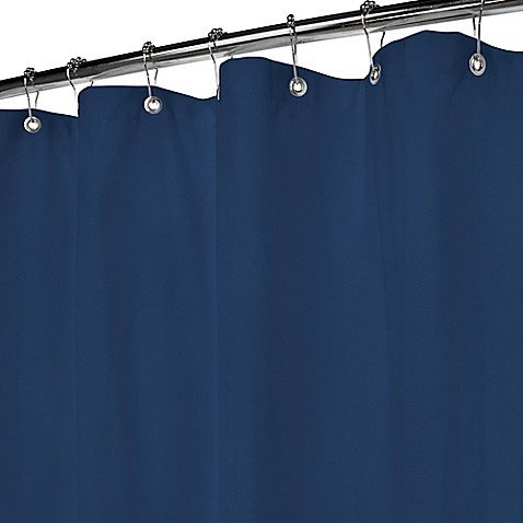 Park B Smith Natural Pique Shower Curtain
