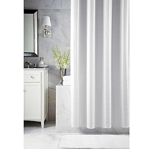 wamsutta cane cotton shower curtain
