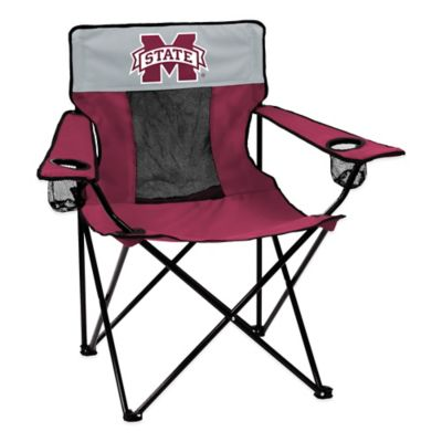image of Mississippi State University Elite Folding Chair
