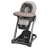 image of Graco® Blossom™ 4-in-1 High Chair Seating System in Fifer™