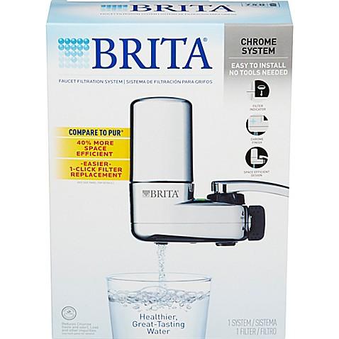 Brita® Faucet Filtration System - Bed Bath & Beyond