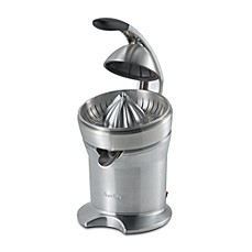 image of breville diecast citrus juice press - Breville Juicer