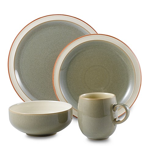 Denby Fire Dinnerware in Sage  sc 1 st  Bed Bath u0026 Beyond & Denby Fire Dinnerware in Sage - Bed Bath u0026 Beyond
