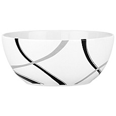 image of Lenox® Vibe Black & Grey 20 oz. All-Purpose Bowl