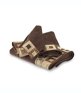 Toalla de medio baño de algodón Avanti Precision® color café moca