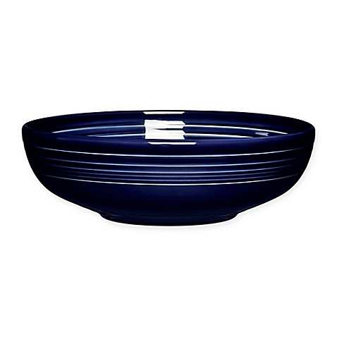 Fiesta® Large Bistro Bowl in Cobalt Blue
