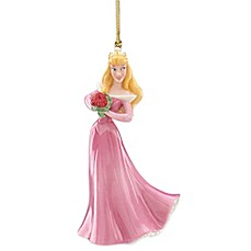 image of Lenox® Disney A Bouquet for Beauty Christmas Ornament