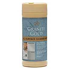 image of Granite Gold® 40-Count All Surface Cleaner Wipes