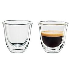 Genial Deu0027Longi Double Wall Thermo Espresso Glasses (Set Of ...