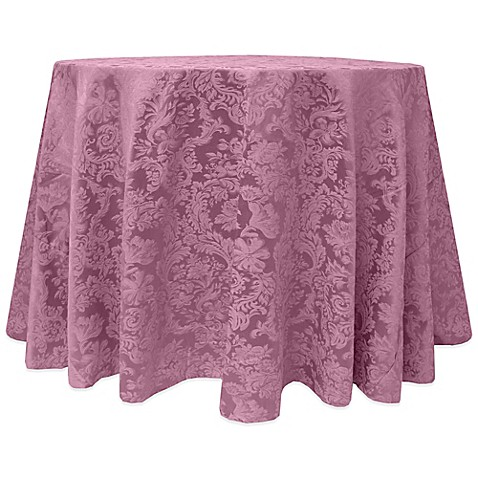 Buy miranda damask 108 inch round tablecloth in english for 108 inch round table cloth