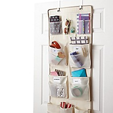 image of Real Simple® 29-Pocket Over-the-Door Multipurpose Organizer