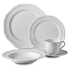 image of Mikasa® Antique White 5-Piece Place Setting