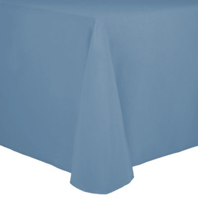 Spun Polyester Tablecloth Collection Bed Bath Amp Beyond