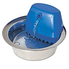 image of Aqua Stream™ Stainless Steel Pet Fountain