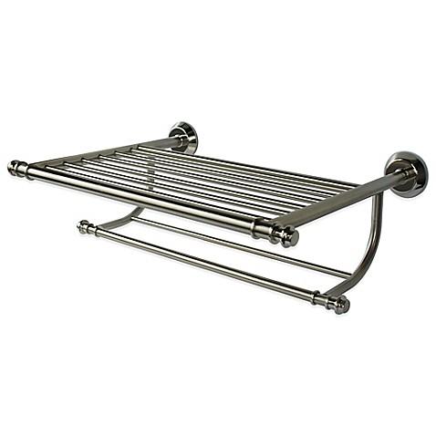 Buy Winthrop Hotel Rack Wall Mounted Shelf From Bed Bath