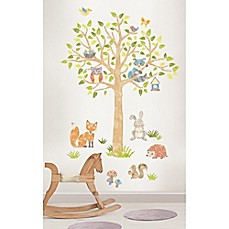 image of WallPops!® Woodland Tree Wall Decal Kit