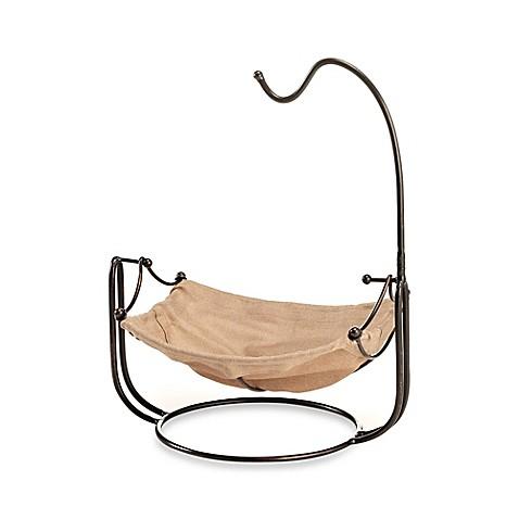 mesa banana hook with fruit hammock mesa banana hook with fruit hammock   bed bath  u0026 beyond  rh   bedbathandbeyond
