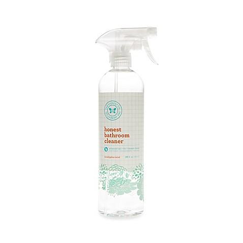 Honest 26 Oz Bathroom Cleaner In Eucalyptus Mint Scent Buybuy Baby