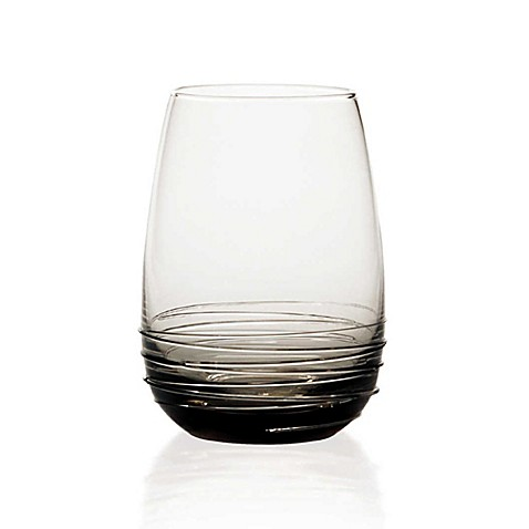 Mikasa Stemless Wine Glasses Bed Bath And Beyond