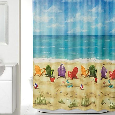 Beach Scene Shower Curtain Bed Bath Beyond