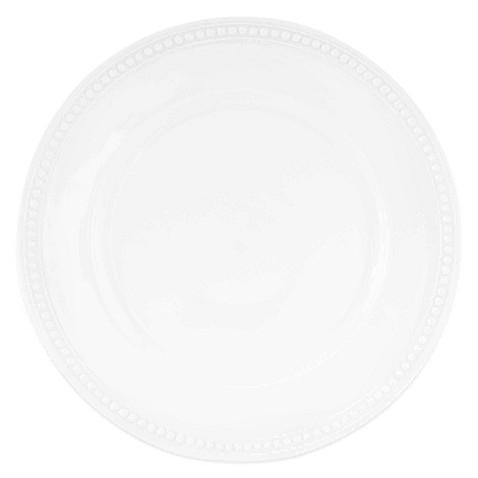 Everyday White\u0026reg; by Fitz and Floyd\u0026reg; Beaded Dinner Plate  sc 1 st  Bed Bath \u0026 Beyond & Everyday White® by Fitz and Floyd® Beaded Dinner Plate - Bed Bath ...