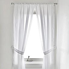 vinyl bathroom window curtains