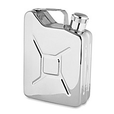 image of Wilouby 6 oz. Gas Can Flask