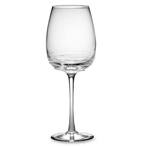 Mikasa® Swirl Goblet in Clear