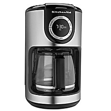 image of KitchenAid® 12-Cup Glass Carafe Coffee Maker