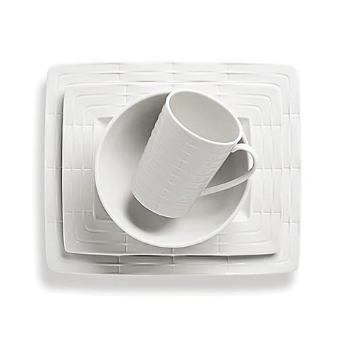 Lenox\u0026reg; Entertain 365 Sculpture Rectangular Dinnerware Collection  sc 1 st  Bed Bath \u0026 Beyond & Lenox® Entertain 365 Sculpture Rectangular Dinnerware Collection ...
