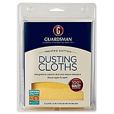 image of Guardsman® 5-Pack Ultimate Dusting Cloths
