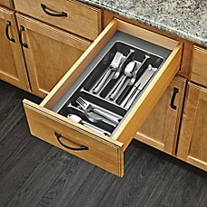 image of Rev-A-Shelf® Glossy Cutlery Organizer