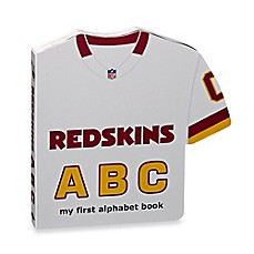 image of NFL Washington Redskins ABC: My First Alphabet Board Book