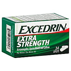 image of Excedrin Extra Strength 24-Count Caplets