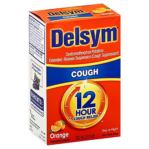 What is Delsym Cough Plus Chest Congestion DM?