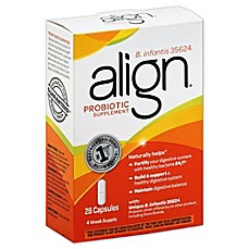 image of Align® 28-Count Probiotic Supplement Capsules