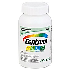 image of Centrum 200-Count Multivitamin/Multimineral Supplement Tablets