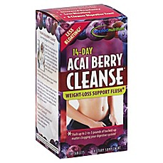 image of Irwin Naturals 14-Day Acai Berry Cleanse 56-Count Tablets