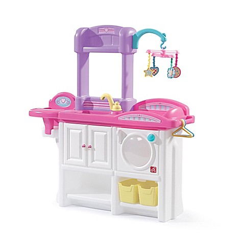 Step2 174 Love Amp Care Deluxe Toy Nursery Bed Bath Amp Beyond