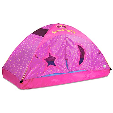 Pacific Play Tents Secret Castle Full Bed Tent  sc 1 st  Bed Bath u0026 Beyond & Pacific Play Tents Secret Castle Full Bed Tent - Bed Bath u0026 Beyond