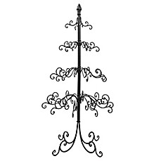 Image Of Metal Wire Ornament Tree