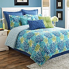image of Fiesta® Ava Reversible Quilt Set