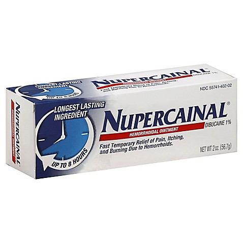Buy Nupercainal 174 Hemorrhoidal Topical Analgesic 2 Oz