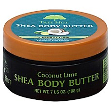 image of Tree Hut® Coconut Lime 7 oz. Shea Body Butter