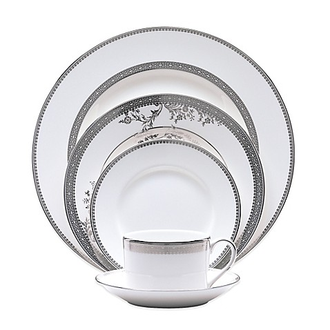 Fresh Vera Wang Wedgwood® Vera Lace Dinnerware Collection - Bed Bath  SX05