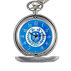 image of Disney® Men's 51mm Monsters University Pocket Watch